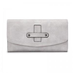 Dámská peněženka Tamaris Bernadette - šedá
