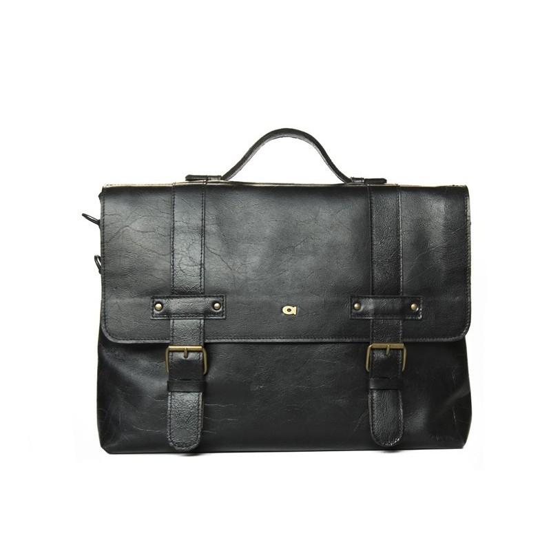 Pánská taška Daag JAZZY PARTY 16 - černá