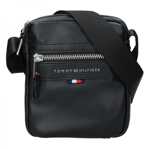 Pánská taška přes rameno Tommy Hilfiger Pablo - černá