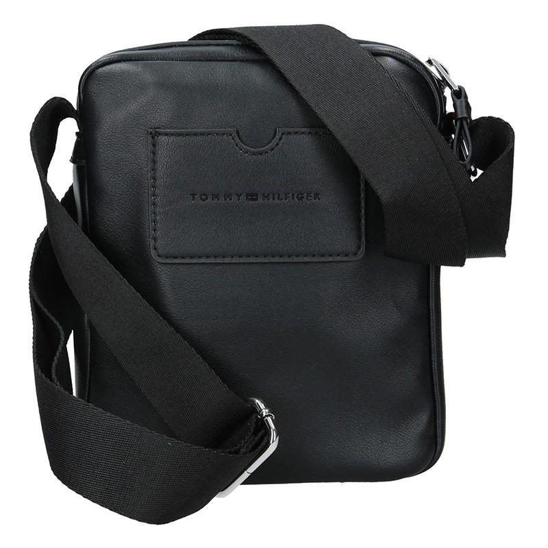 Pánská taška přes rameno Tommy Hilfiger Bill - tmavě modrá