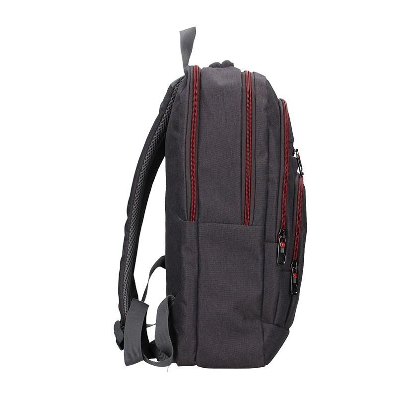 Moderní pánský batoh Enrico Benetti Bern - šedá