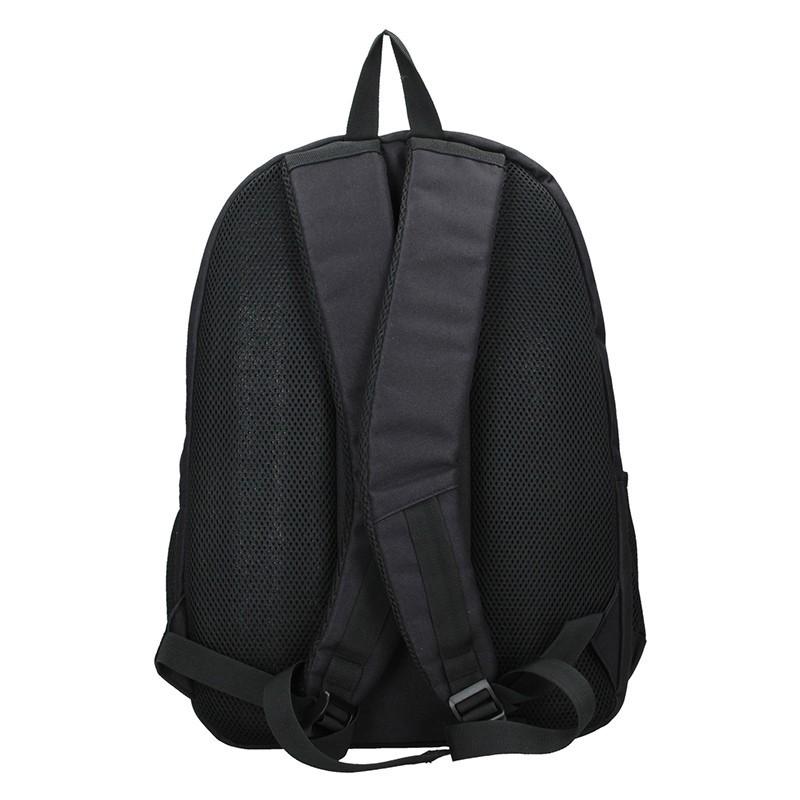 Moderní pánský batoh Enrico Benetti Born - černá