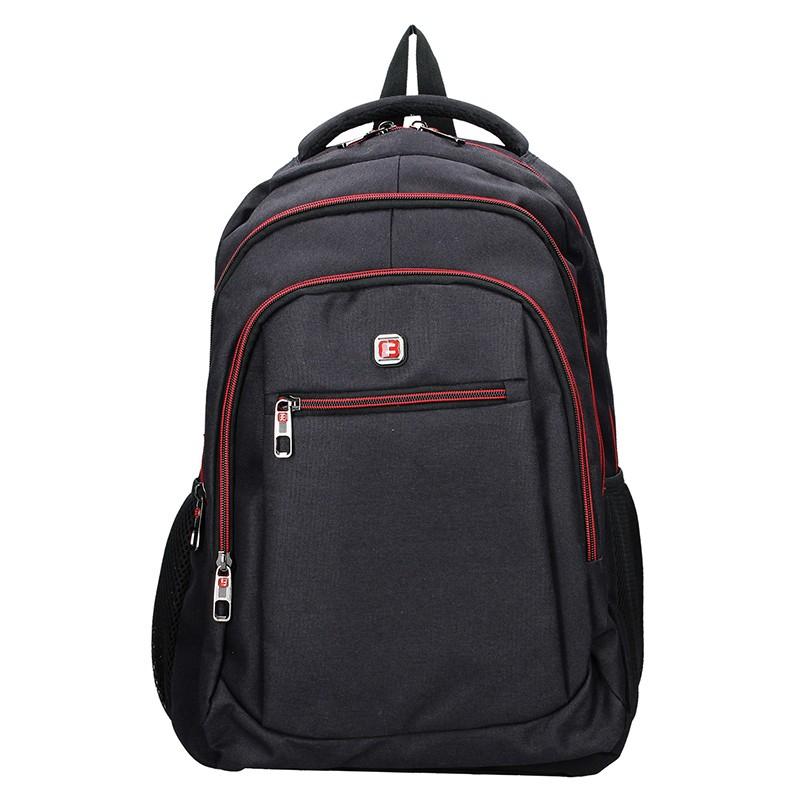 48aec0a16e Moderní pánský batoh Enrico Benetti Denny - černá