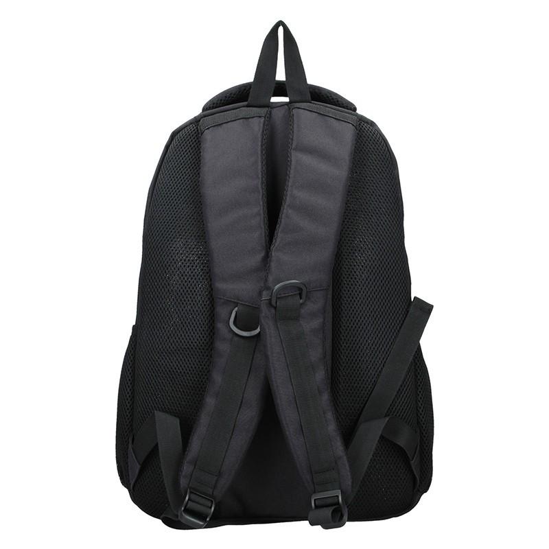 Moderní pánský batoh Enrico Benetti Denny - černá