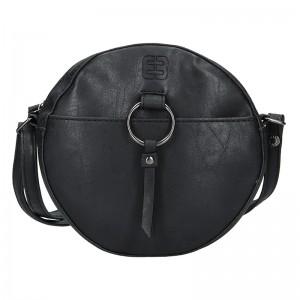 Dámská crossbody kabelka Enrico Benetti Nina - černá