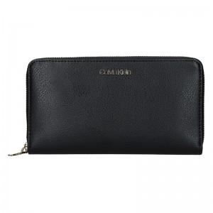 Dámská peněženka Calvin Klein Terra - černá
