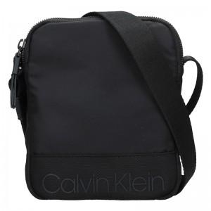 Pánská taška přes rameno Calvin Klein Igor - černá