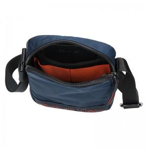 Pánská taška přes rameno Calvin Klein Igor - modrá