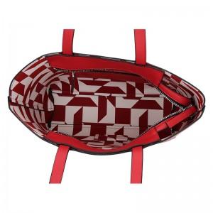 Dámská kabelka Calvin Klein Armen - červená