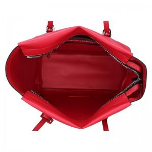 Dámská kabelka Calvin Klein Amanda - červená