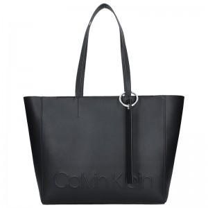 Dámská kabelka Calvin Klein Kamila - černá