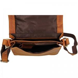 Pánská taška přes rameno Always Wild Texas - hnědá