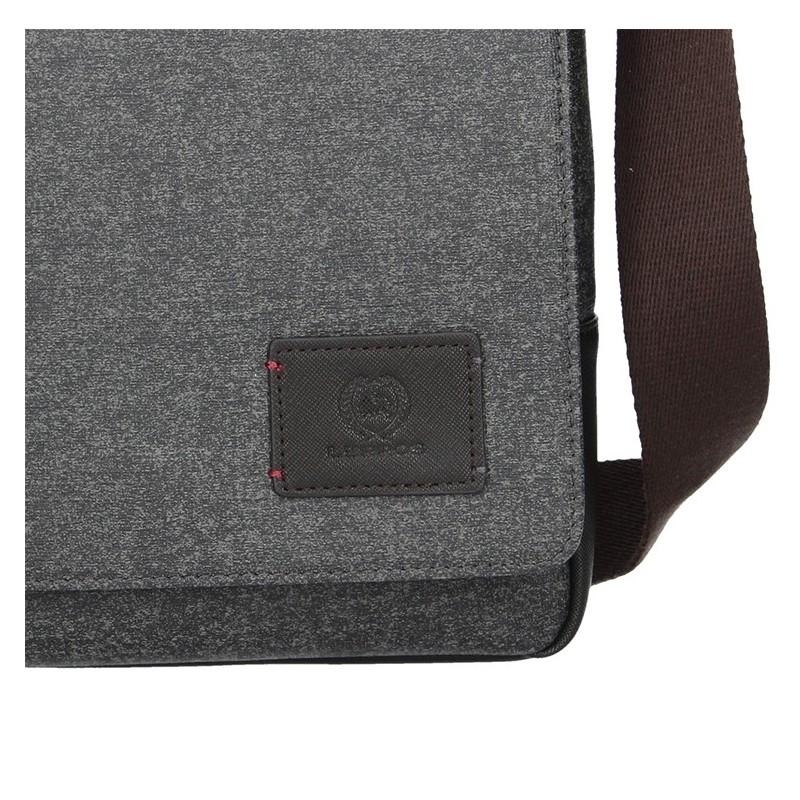 Pánská taška přes rameno Lerros Veren - šedá