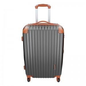Cestovní kufr Madisson Apolen M - béžovo-hnědá