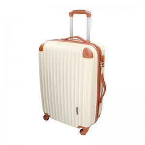 Cestovní kufr Madisson Apolen L - šedo-hnědá
