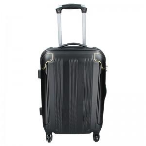 Cestovní kufr Madisson Michaela - černá