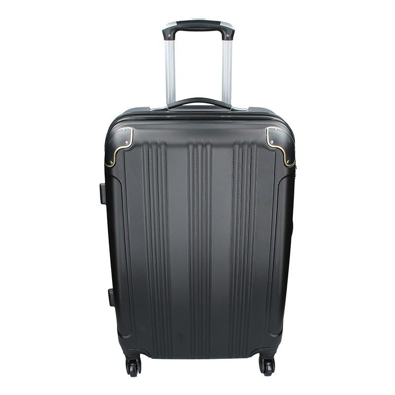 Cestovní kufr Madisson Michaela M - černá 66l