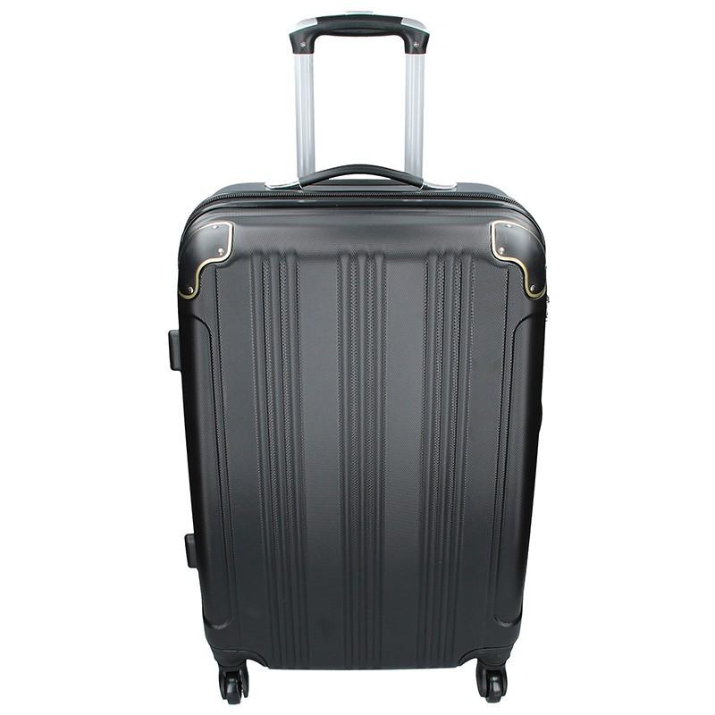Cestovní kufr Madisson Michaela L - černá 101l