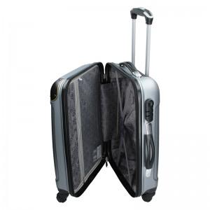 Sada 3 cestovních kufrů Madisson Michaela S,M,L - černá