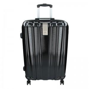 Cestovní kufr Snowball Lada M - černá