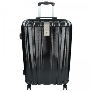 Cestovní kufr Snowball Lada L - černá