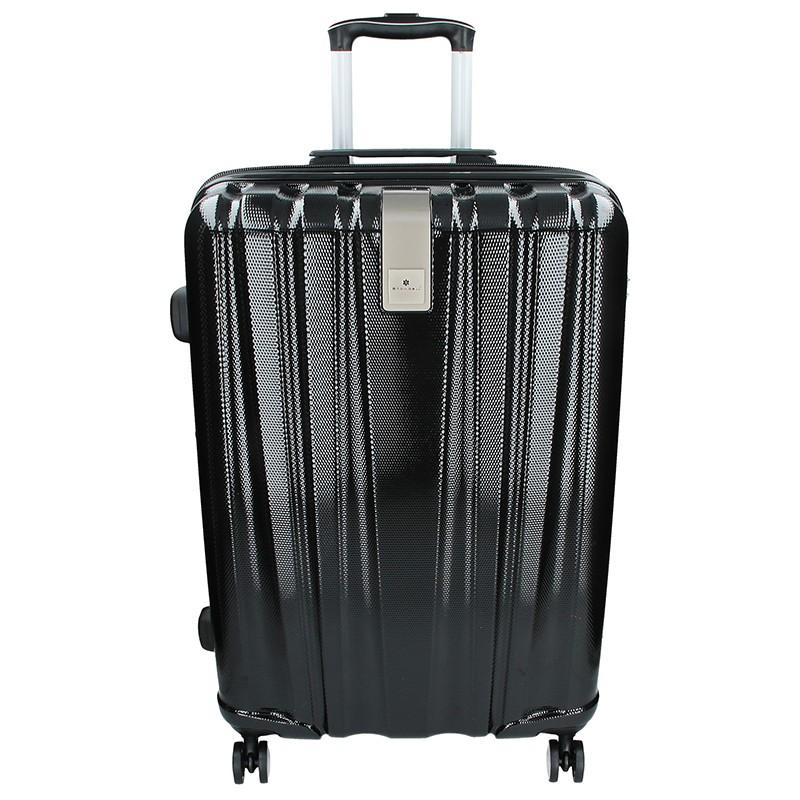 Cestovní kufr Snowball Lada L - černá 116l
