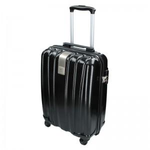 Cestovní kufr Snowball Lada M - tmavě červená
