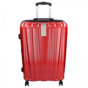 Cestovní kufr Snowball Lada L - tmavě červená