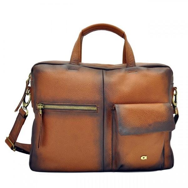 Pánská kožená taška Daag Native 1