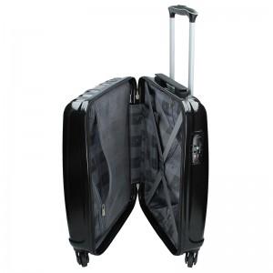 Sada 3 cestovních kufrů Snowball Lada S,M,L - bílá