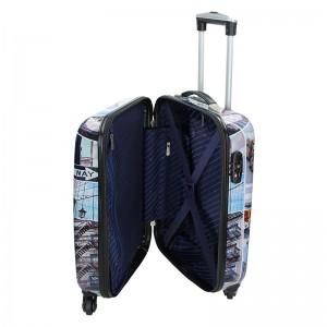 Cestovní kufr Snowball New York L