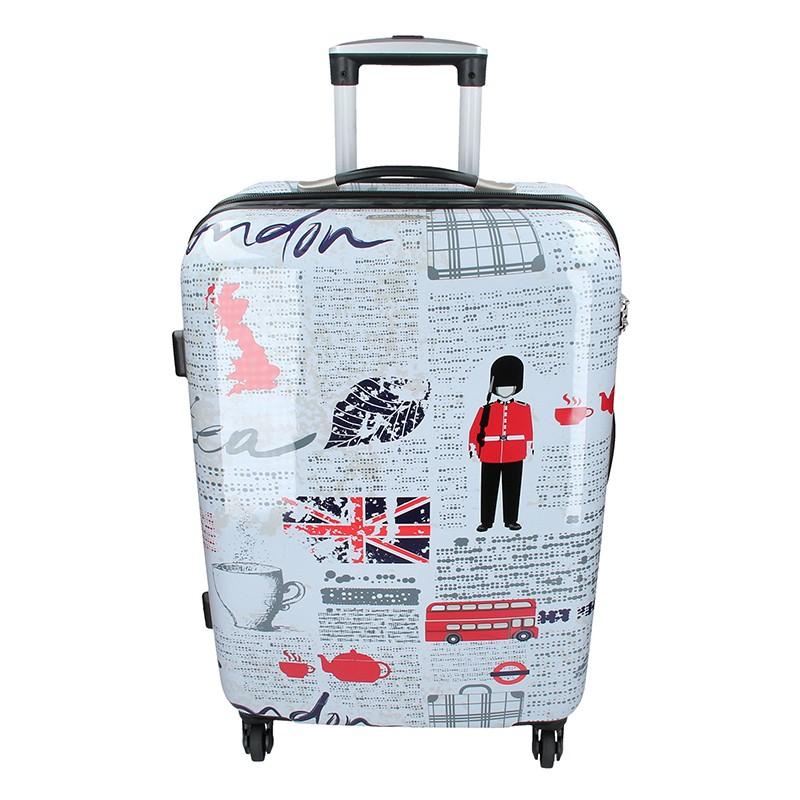 Cestovní kufr Snowball London M 72l