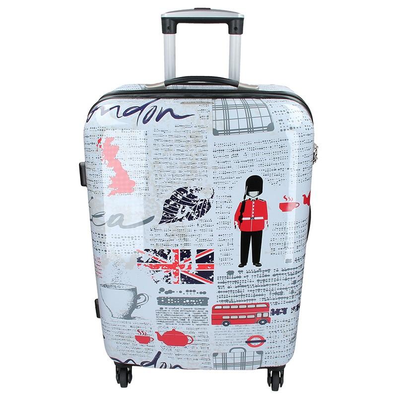 Cestovní kufr Snowball London L 1013l