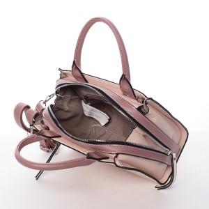Dámská kabelka David Jones Lotta - růžová