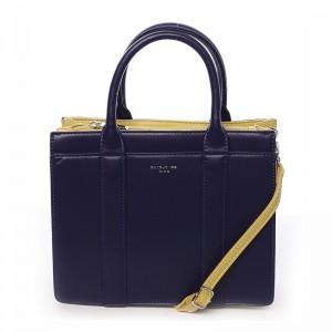 Dámská kabelka David Jones Viola - modro-žlutá