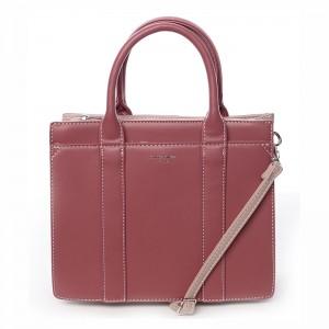 Dámská kabelka David Jones Viola - růžová