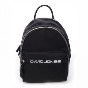 Módní dámský batůžek David Jones Wendy - černá