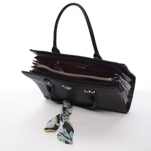 Dámská kabelka David Jones Paolla - černá