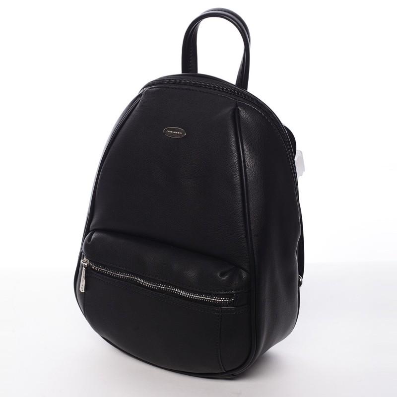 Módní dámský batoh David Jones Olivia - černá