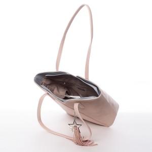 Dámská kabelka David Jones Lenka - růžová