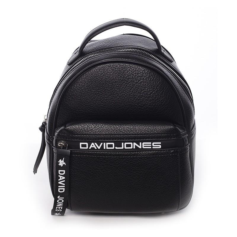 0617e880a3a Módní dámský batůžek David Jones Terrna - černá