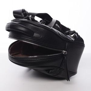 Módní dámský batůžek David Jones Terrna - černá