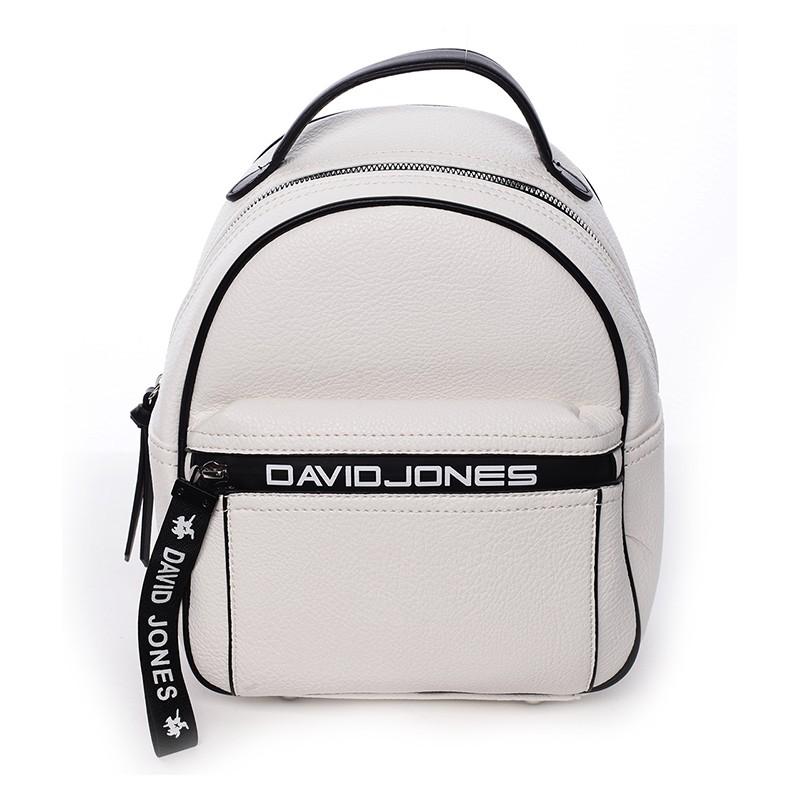 b17564b0e22 Módní dámský batůžek David Jones Terrna - bílá