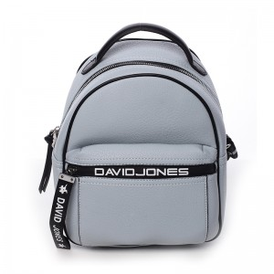 Módní dámský batůžek David Jones Terrna - modrá