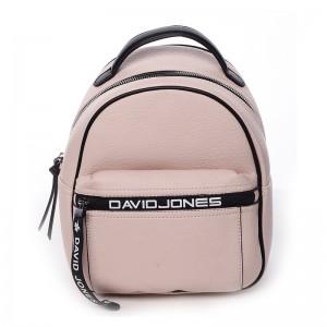 Módní dámský batůžek David Jones Terrna - růžová