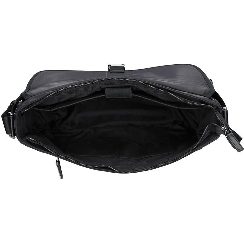 Pánská taška přes rameno Hexagona Quido - černá
