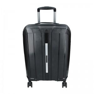 Cestovní kufr Snowball Barcelona S - černá