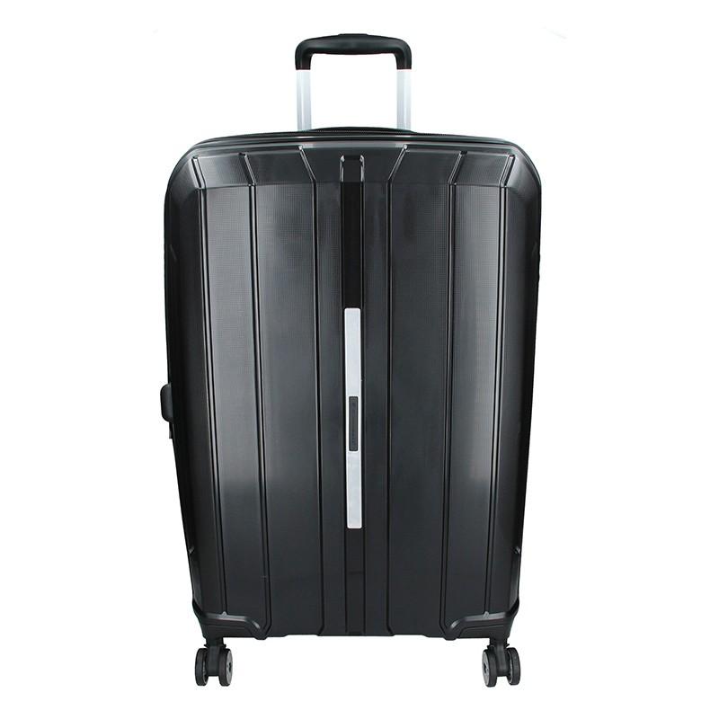 Cestovní kufr Snowball Barcelona M - černá 65l