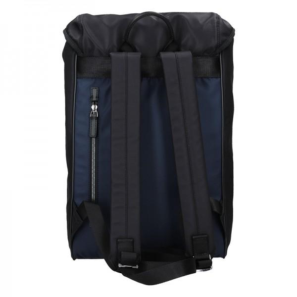 Moderní pánský batoh Hexagona Citizen - modro-černá