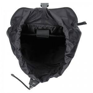 Moderní pánský batoh Hexagona Citizen - černá